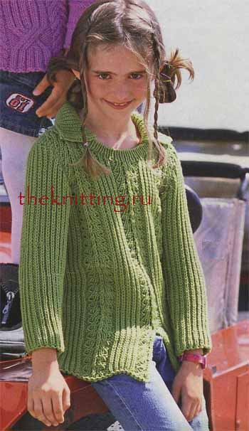 детское вязание для девочек - Все о