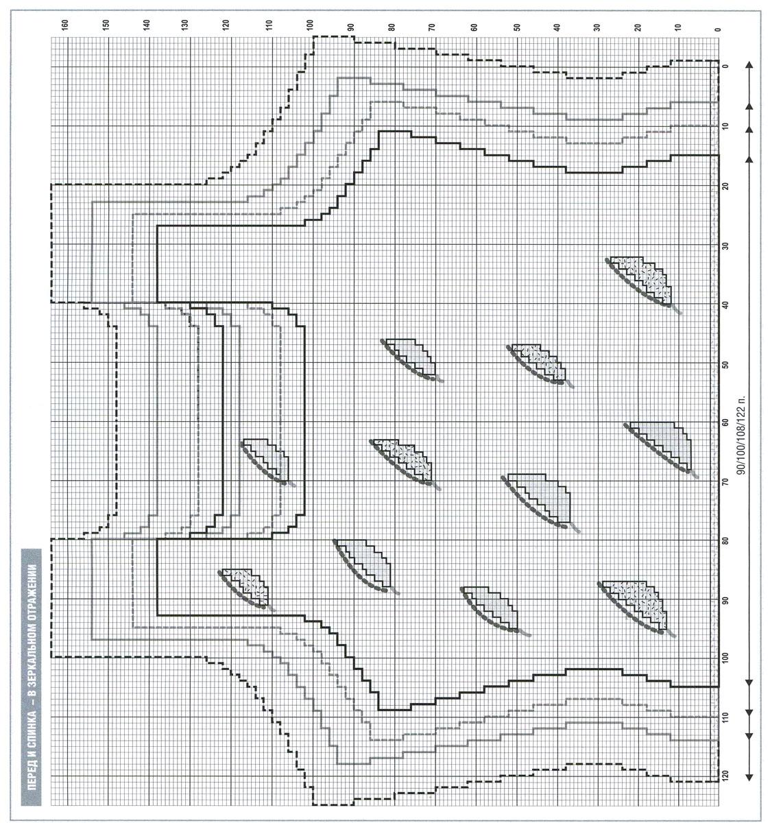 Описание: вязаные сумки спицами схемы